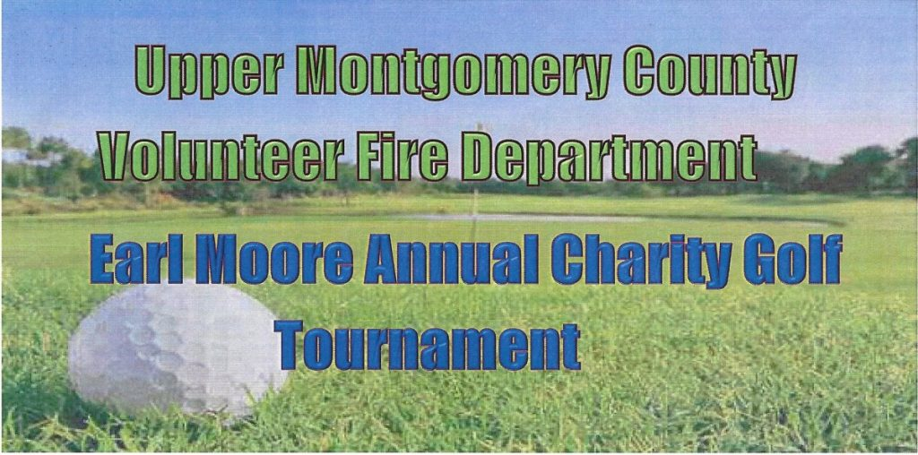 2017 Earl Moore Annual Charity Golf Tournament