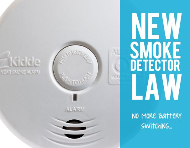 Maryland Smoke Alarm Law